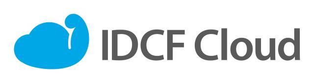 IDCF Cloud ロゴ