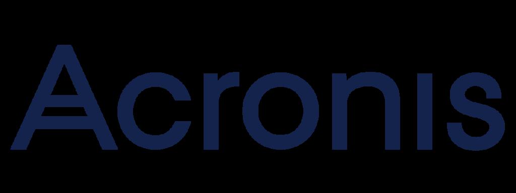 Acronisロゴ
