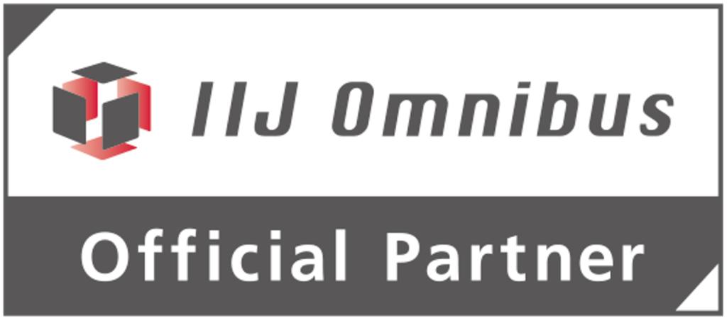 IIJ Omnibusロゴ