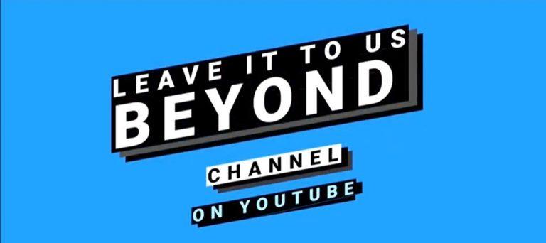 ビヨンド公式YouTubeチャンネル「びよまるチャンネル」
